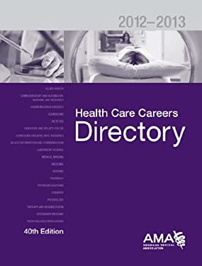 Health Care Careers Directory 9781603597166