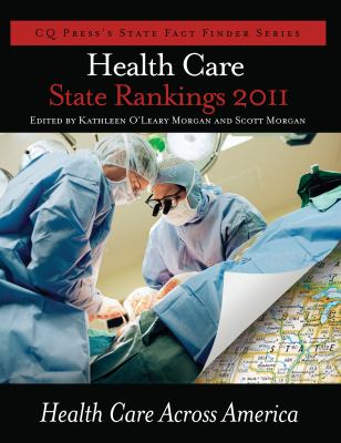 Health Care State Rankings 2011 9781608717323