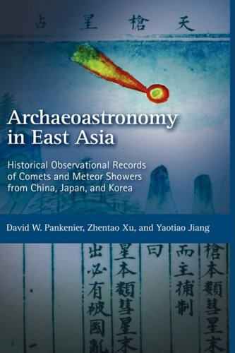 Historical Observational Records of Comets and Meteor Showers from China, Japan and Korea