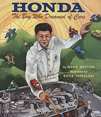 Honda : The Boy Who Dreamed of Cars