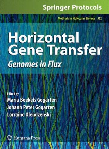 Horizontal Gene Transfer: Genomes in Flux