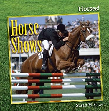 Horse Shows 9781608708383