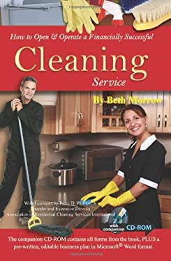 How to Open & Operate a Financially Successful Cleaning Service [With CDROM] 9781601381446
