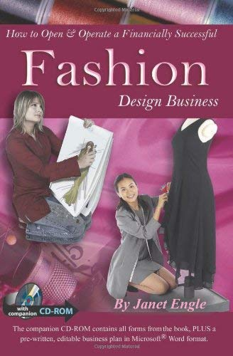 How to Open & Operate a Financially Successful Fashion Design Business [With CDROM] 9781601382252