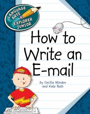 How to Write an E-mail 9781602799936