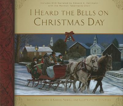 I Heard the Bells on Christmas Day [With DVD] 9781606411544