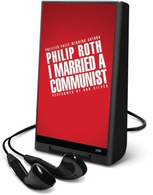 I Married a Communist [With Headphones] 9781605148403
