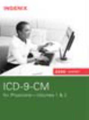 ICD-9-CM Expert for Physicians, Volumes 1 & 2: International Classification of Diseases, 9th Revision, Clinical Modification 9781601511249