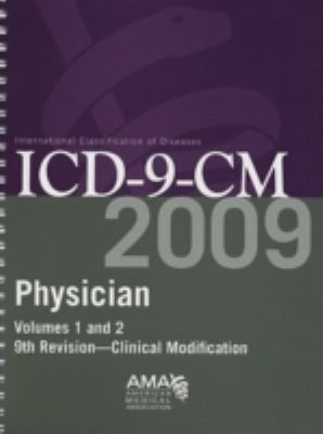 ICD-9-CM Physician: Clinical Modification 9781603590129