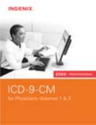 ICD-9-CM Professional for Physicians: International Classification of Diseases 9781601511225