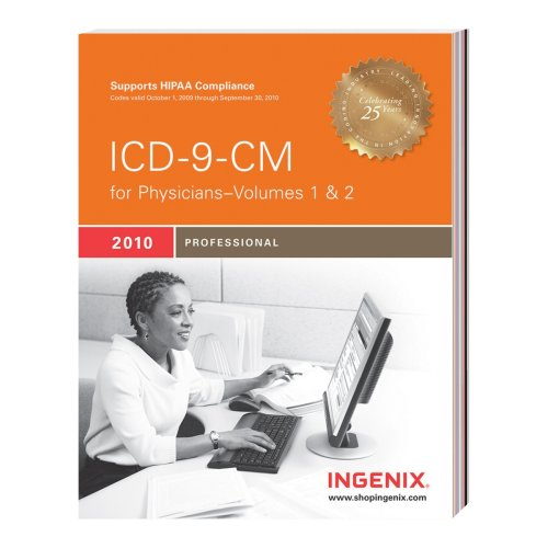 ICD-9-CM Professional for Physicians: Volumes 1 & 2 9781601512598