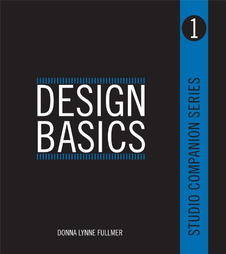 Studio Companion Series: Design Basics 9781609010928