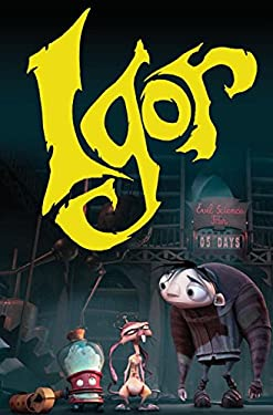 Igor: Movie Adaptation 9781600102615