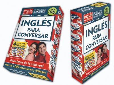 Ingles Para Conversar (Libro + 4cds)(Conversational English (Book + 4-CD Pack)) 9781603962162