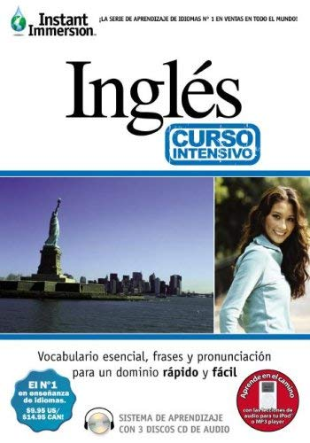 Instant Immersion Ingles Curso Intensivo 9781600771149