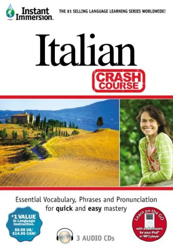 Instant Immersion Italian Crash Course