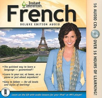 Instant Immersion: French [With Workbook] 9781600779077