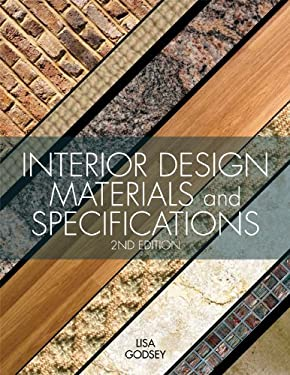 Interior Design Materials and Specifications 9781609012298