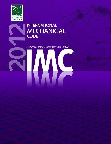 International Mechanical Code 9781609830519