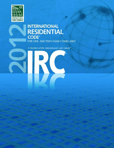 International Residential Code for One- And Two-Family Dwellings 9781609830427