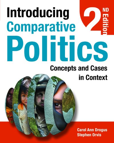 Introducing Comparative Politics: Concepts and Cases in Context 9781608716685