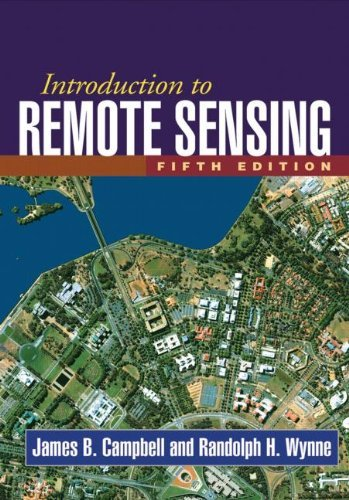 Introduction to Remote Sensing 9781609181765