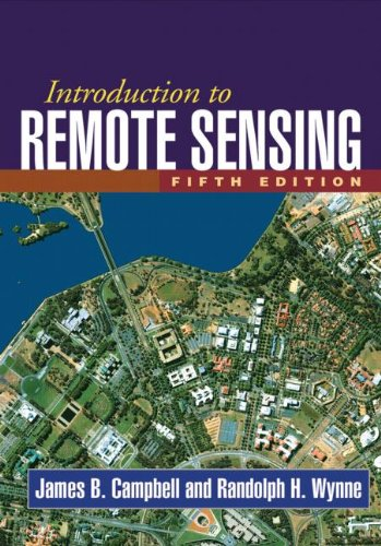 Introduction to Remote Sensing - 5th Edition