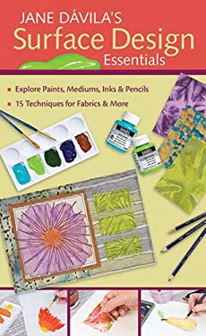 Jane Davila's Surface Design Essentials 9781607050773