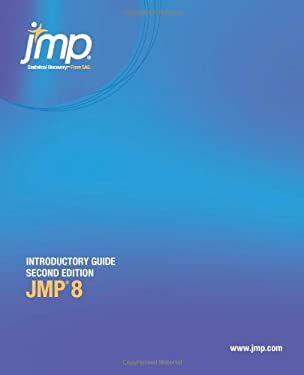 Jmp 8 Introductory Guide, Second Edition 9781607642992