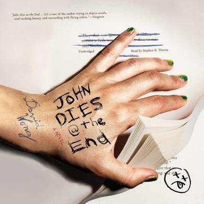 John Dies @ the End 9781609985103