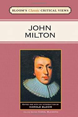 John Milton - Bloom, Harold