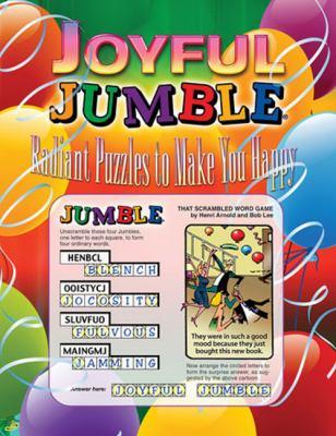 Joyful Jumble: Radiant Puzzles to Make You Happy 9781600780790