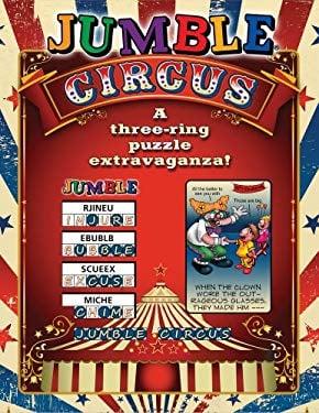Jumble Circus: A Three-Ring Puzzle Extravaganza!
