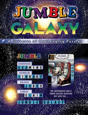 Jumble Galaxy: A Universe of Challenging Puzzles 9781600785832