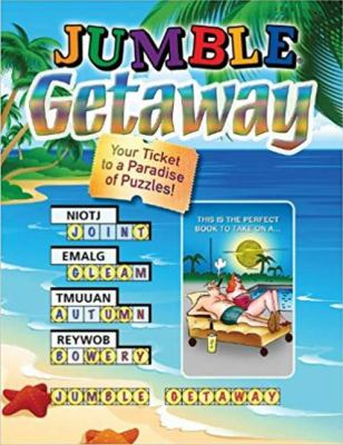 Jumble Getaway: Your Ticket to a Paradise of Puzzles! 9781600785474