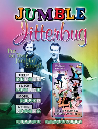 Jumble Jitterbug: Put on Your Jumblin' Shoes 9781600785849