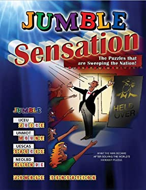 Jumble Sensation: The Puzzles That Are Sweeping the Nation! 9781600785481