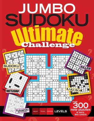 Jumbo Sudoku Ultimate Challenge 9781603209366