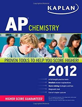 Kaplan AP Chemistry 9781609780623