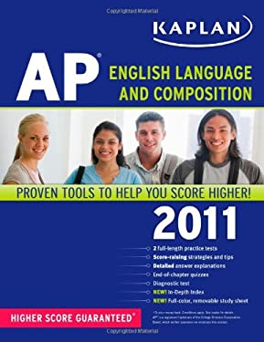 Kaplan AP English Language and Composition 9781607145271