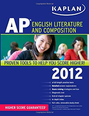 Kaplan AP English Literature and Composition 9781609780647