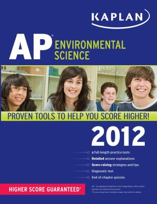 Kaplan AP Environmental Science 9781609780654