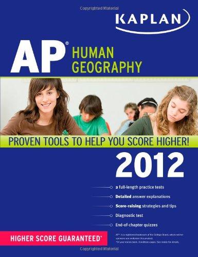 Kaplan AP Human Geography 9781609780678