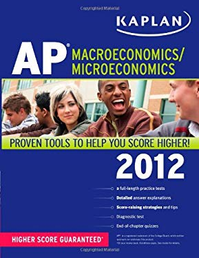 Kaplan AP Macroeconomics/Microeconomics 9781609780685