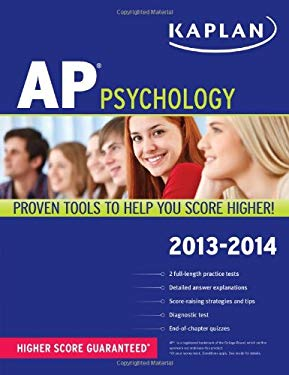 Kaplan AP Psychology 2013-2014 9781609786960