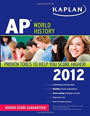 Kaplan AP World History 9781609781842