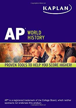 Kaplan AP World History 2013-2014 9781609787035