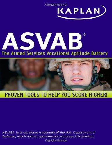 Kaplan ASVAB 9781607148784