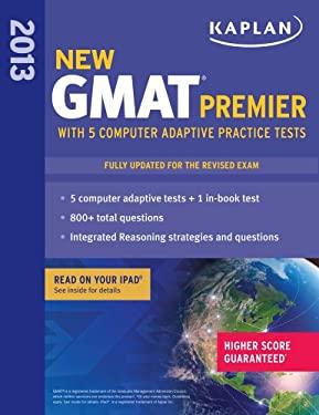 Kaplan New GMAT Premier 9781609780937