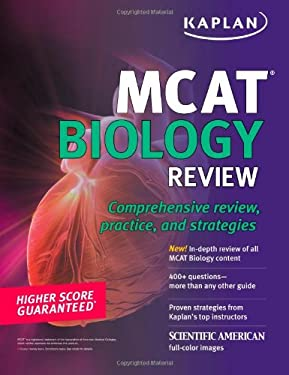 Kaplan MCAT Biology Review 9781607146438